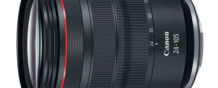 Canon RF 24-105mm F/4L IS Review Canon EOS R