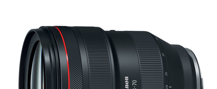 Canon RF 28-70mm F/2L Rf Mount