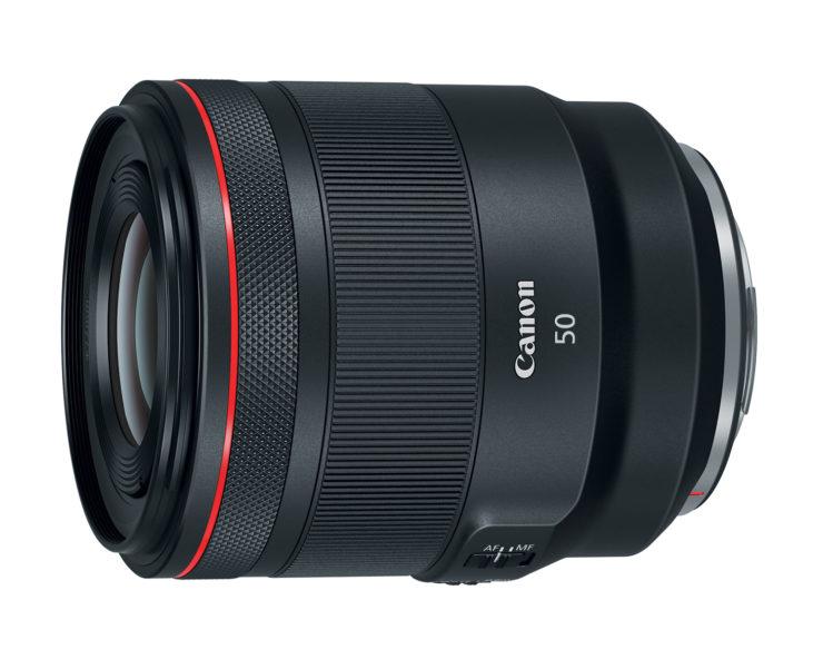 Canon RF Vs EF 50mm F/1.2 EOS R System