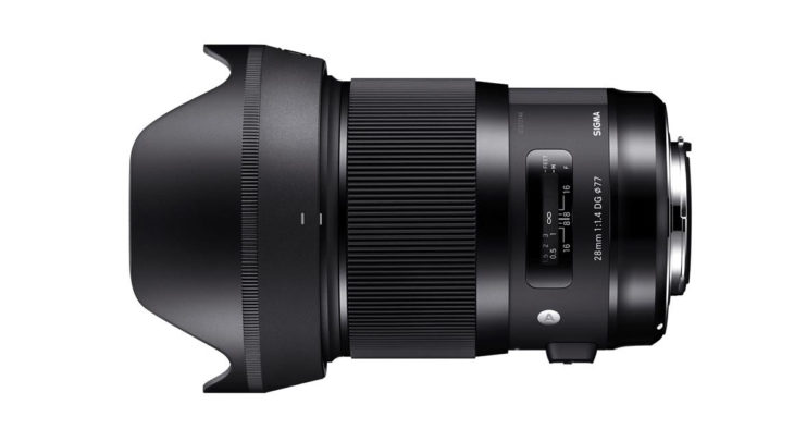 Hands-On Pictures Of All New Sigma Lenses (28mm, 40mm, 56mm, 70-200mm And 60-600mm)