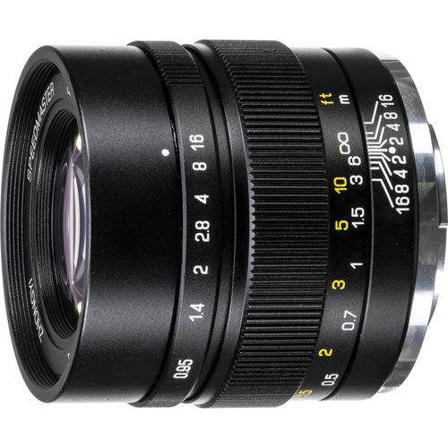 Deal Of The Day: Mitakon Speedmaster 35mm F/0.95 Mark II For Canon EF-M Mounts