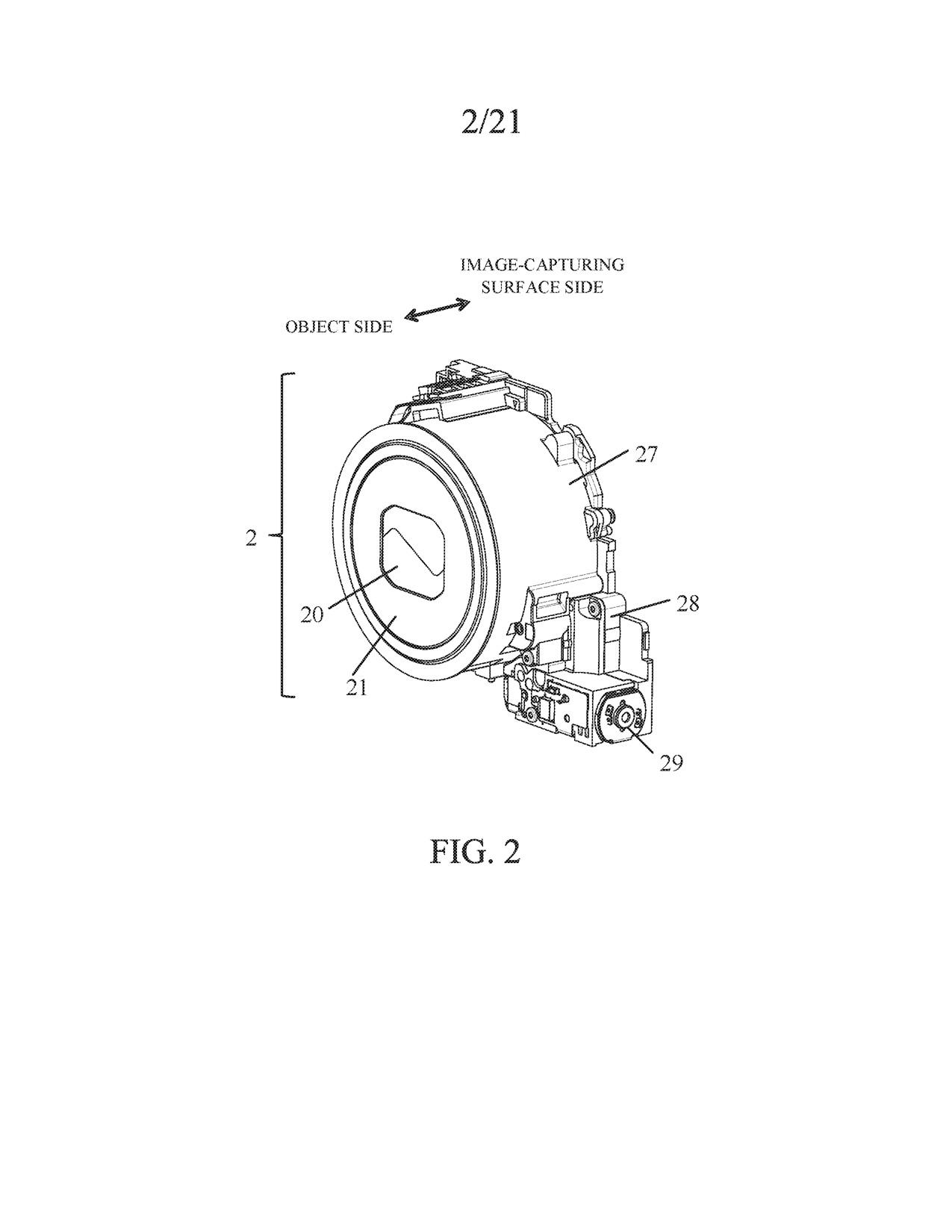 Canon Patent Application For 360 Degree Camera With 8 Zoom Lenses Diagram Via Letsgodigital