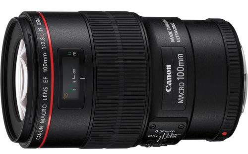 A Canon RF 100mm F/2L IS Macro Lens Might Be In The Pipeline