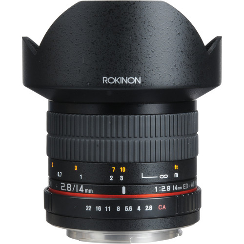 Rokinon 14mm F/2.8 Deal