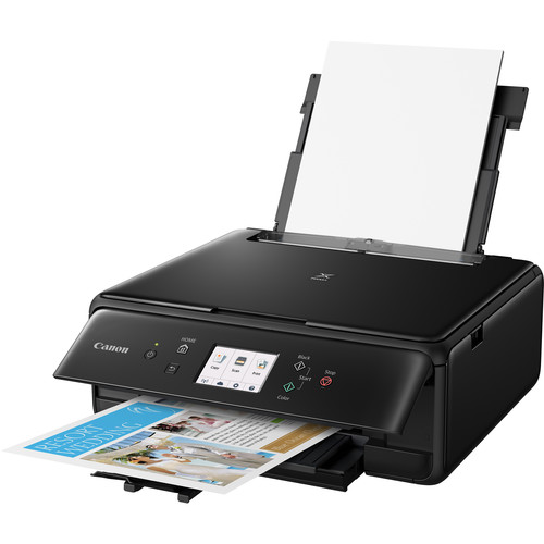 Black Friday: Canon PIXMA TS6120 Wireless All-in-One Inkjet Printer – $49.99 (reg. $179.99)