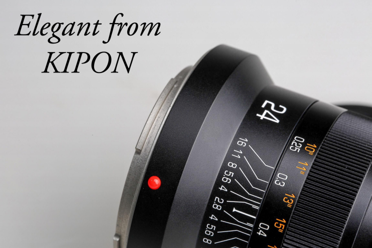 "Kipon Set To Release First Third-Party Lenses For Canon EOS R And Nikon Z Systems (the ""Elegant"" Line-up)"