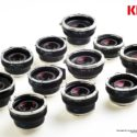 Kipon Announced 8 Different Baveyes/Focal Reducers For Canon EOS R And Nikon Z Systems