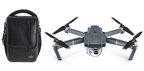 Deal: DJI Mavic Pro (Fly More Combo) – $869 (reg. $1299, Today Only)