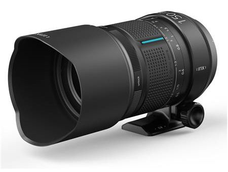 IRIX 150mm F/2.8 Macro 1:1 Lens Pre-Order Available At $595