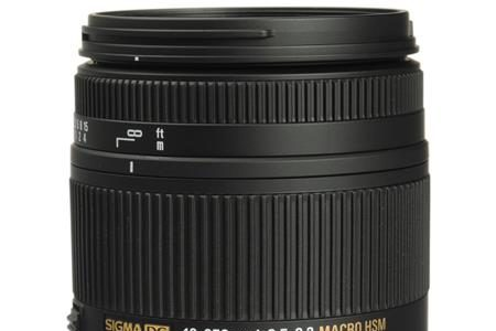 Sigma 18-250mm