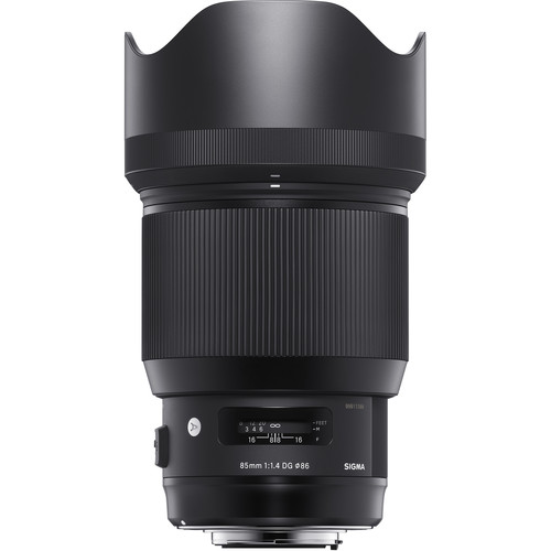 Deal: Sigma 85mm F/1.4 DG HSM Art Lens – $849 (reg. $1199, Today Only)