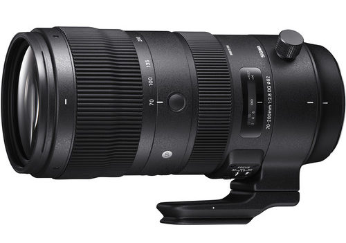 Sigma Ships Its Most Anticipated Global Vision Lens Of The Year – Sigma 70-200mm F2.8 DG OS HSM Sports Lens
