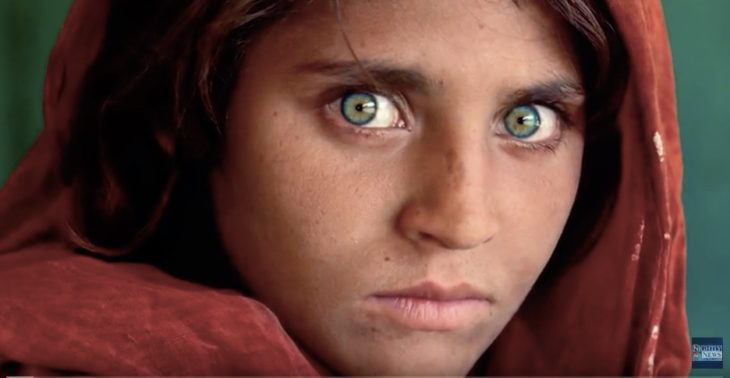 Have A Drink With Photographer Steve McCurry While He Tells About His Most Famous Pictures