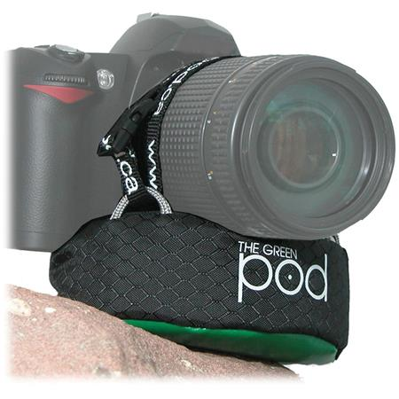Deal: The Pod Green Camera Platform For DSLRs With Zoom Lenses – $17.99 (reg. $27.99, Today Only)