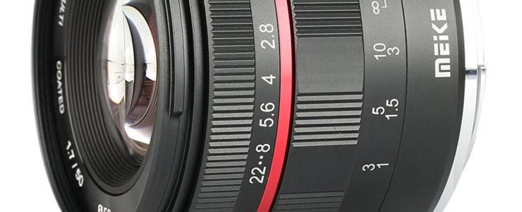Meike MK-50mm F/1.7