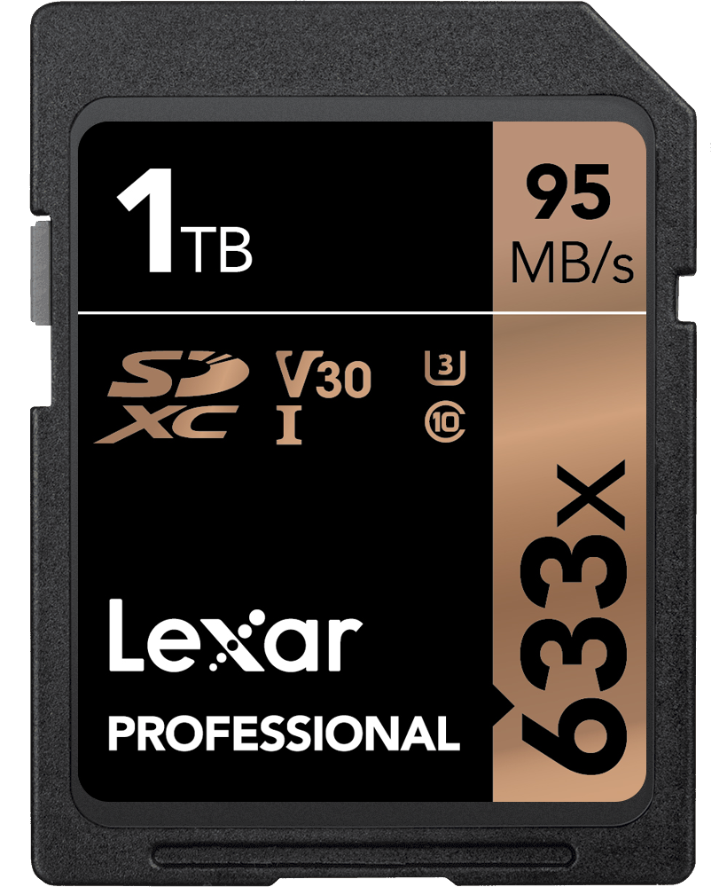Lexar Made The World's First 1TB SD Memory Card (preorder At $400)