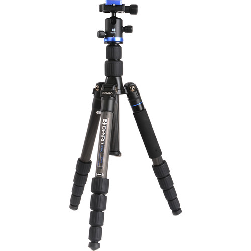 Deal: Benro Carbon Fiber Transfunctional IFoto Series 1 Tripod Kit – $169 (reg. $334, Today Only)