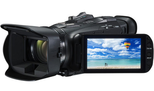 Canon Set To Announce VIXIA HF G50 Camcorder Soon