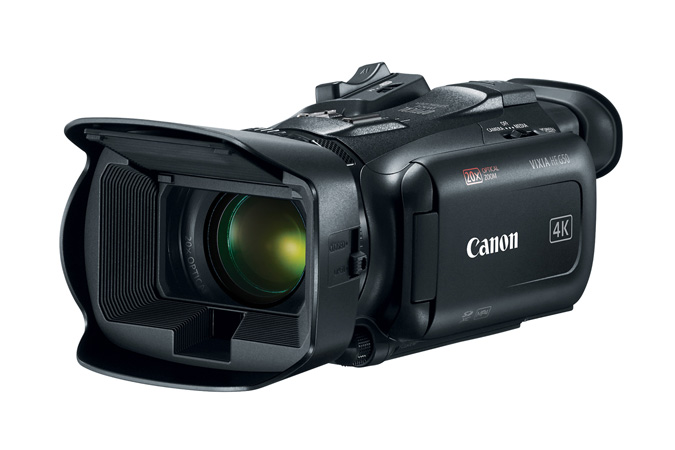 Canon Announces New VIXIA HF G50 4K UHD Video Camcorder