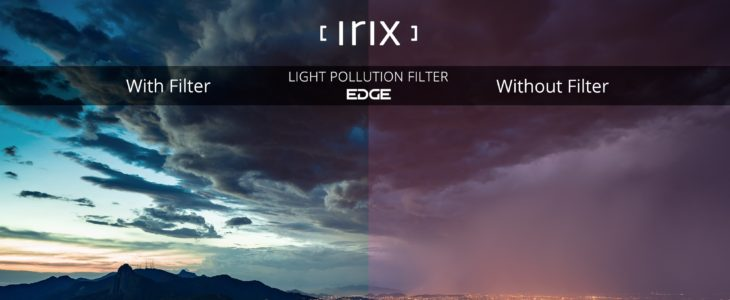 Irix Edge Light Pollution