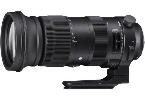 Sigma 60-600mm F/4.5-6.3