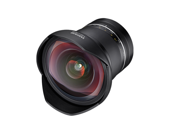 Samyang XP 10mm F/3.5 Announced, World's Widest And Distortion Free