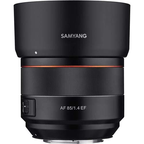 Samyang Set To Launch Three AF Lenses For Canon EF Mount, And Lenses For RF Mount Too