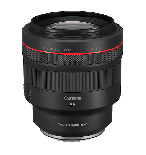 Canon To Soon Announce RF 85mm F/1.2 DS And RF 70-200 F/2.8L IS Lenses