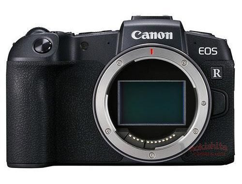 Canon EOS RP To Ship Worldwide Starting February 27, 2019?