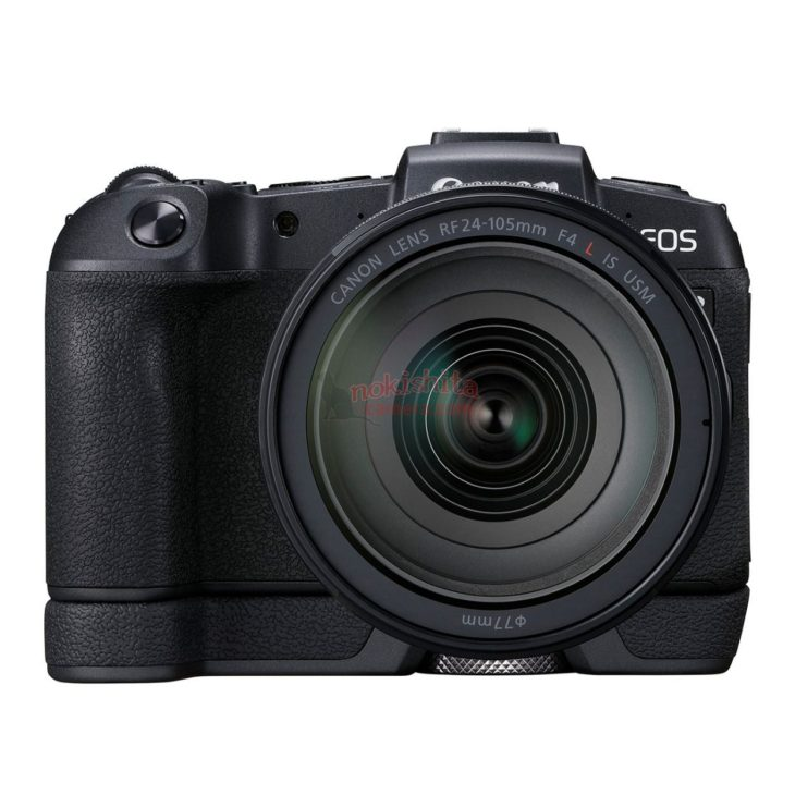 Canon EOS RP Firmware Update Brings 24p Full HD