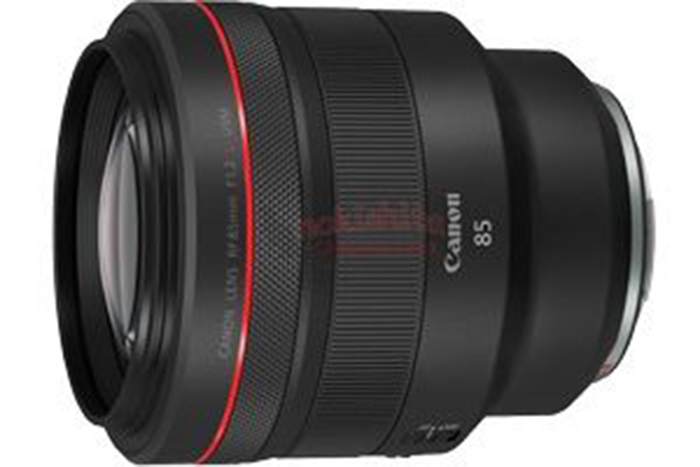 "The Upcoming Canon RF 85mm F/1.2L DS Lens Has ""Defocus Smoothing"" (trademarked By Canon)"