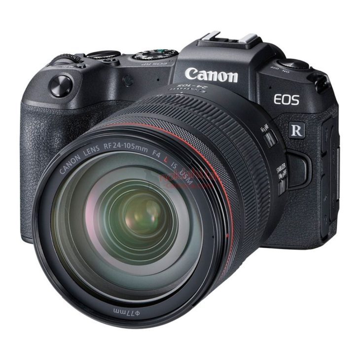 Here Is The Complete And Official List Of Specifications For The Canon EOS RP