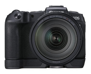 Canon EOS RP vs EOS R vs EOS 6D Mark II Dynamic Range Comparison