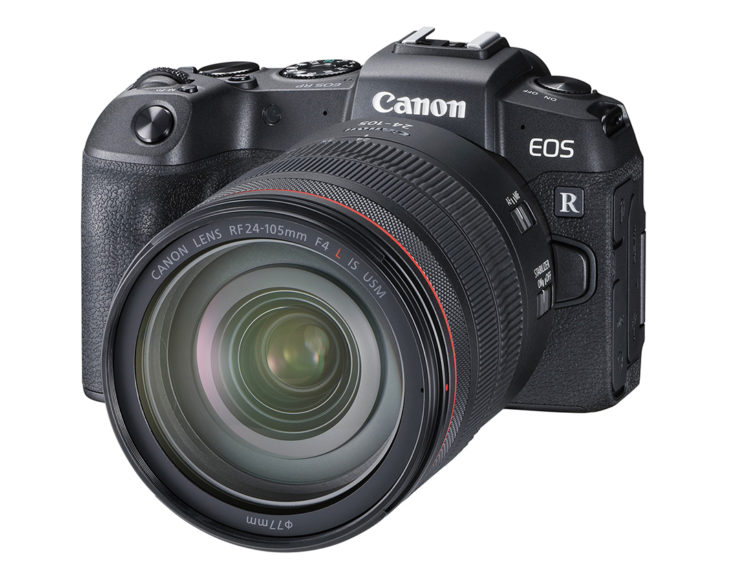 Canon EOS RP Starts Shipping On Wednesday February 27, 2019