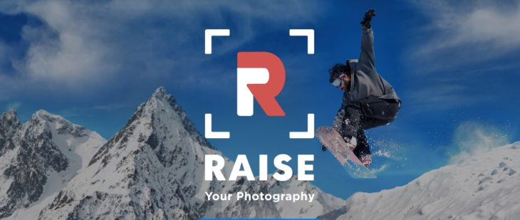 Canon Launches RAISE, An AI-Integrated Online Photo Community