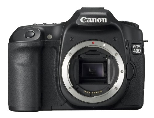 Oldies But Goldies: The Canon EOS 40D (build Like A Tank And Great Ergonomics)