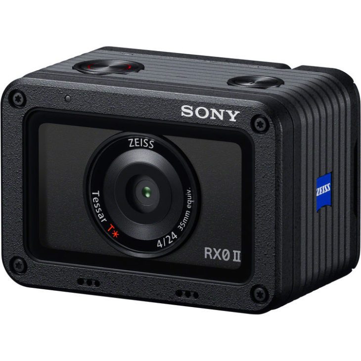 Industry News: Sony Launches RX0 II, World's Smallest And Lightest Premium Ultra-Compact Camera
