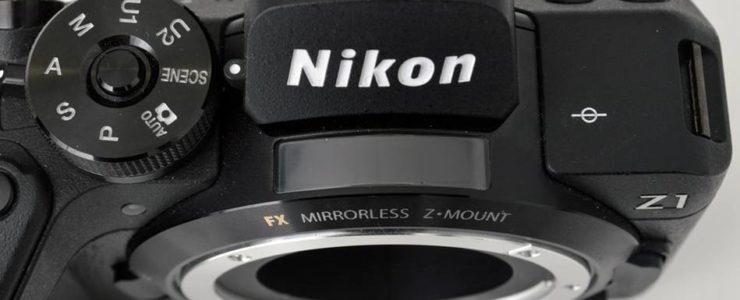 Nikon Z1