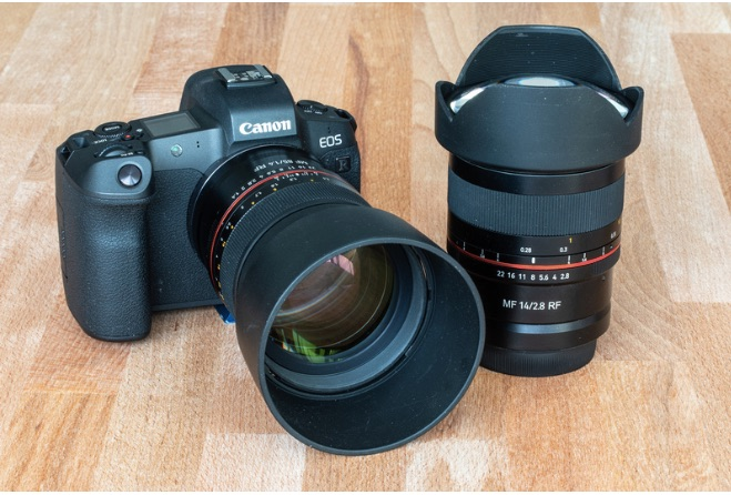 Samyang MF 85mm F/1.4 RF Review (on Canon EOS R)