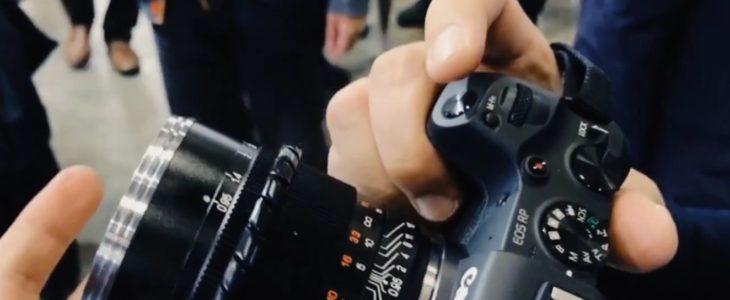 Zhongyi 50mm F/0.95