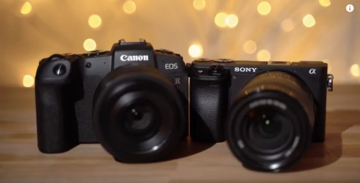 What?! Sony A6400 Video Performance So Much Better Than Canon EOS RP's?