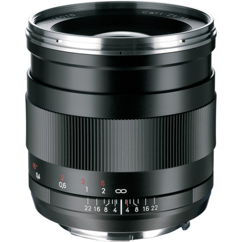 Hot Deal: ZEISS Distagon T* 25mm F/2 ZE Lens – $749 (reg. $1699, Today Only)