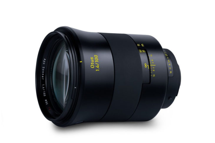This Is The Upcoming Zeiss Otus 100mm F/1.4 Lens (images And Specs Leaked)