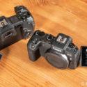 Canon EOS R Vs EOS RP Comparison Review