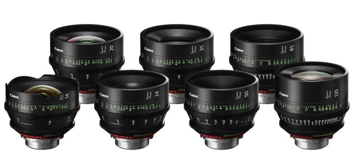 Cinematic Imaging Reimagined: Introducing Sumire Prime Lenses From Canon