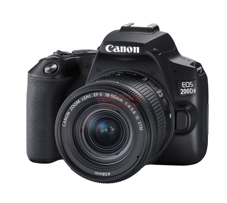 This Is The Canon Rebel SL3 (Specifications And Leaked Images)