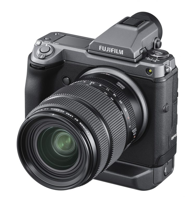 Industry News: Fujifilm GXF 100 Announced, A Game-Changing Medium Format MILC With 102MP