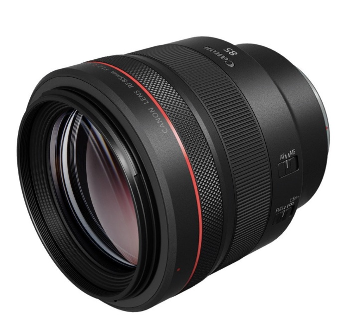 Canon RF 85mm F/1.2L Images Leak Ahead Of Announcement