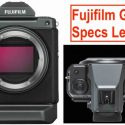 Industry News: Fujifilm GFX 100 Specs Leaked, It's A 102MP, Medium Format Mirrorless Camera