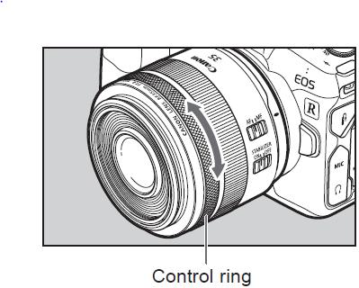 You Can Now De-Click Your Canon RF Lenses (Control Ring Modification)
